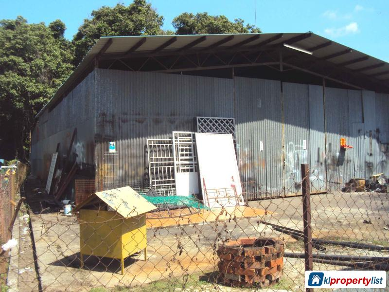 Picture of Industrial Land for sale in Muar