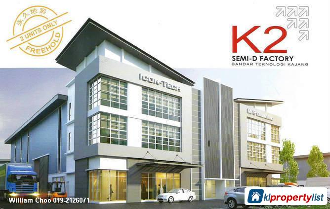 Picture of Factory for sale in Kajang
