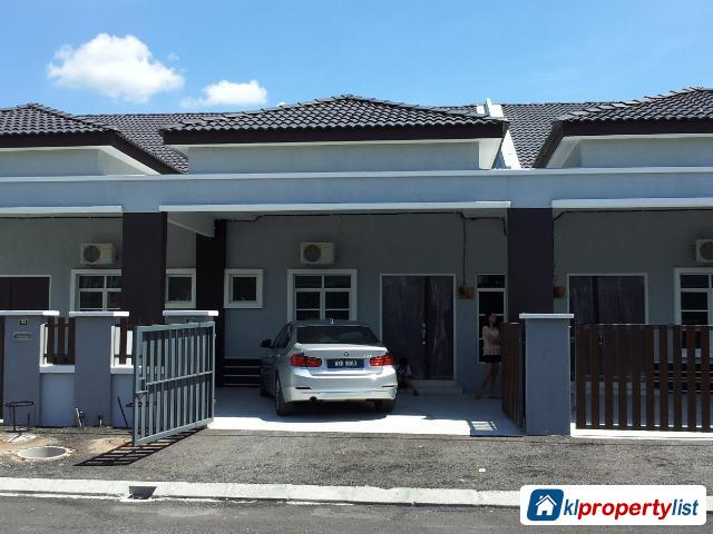Picture of 4 bedroom 1-sty Terrace/Link House for sale in Kampar