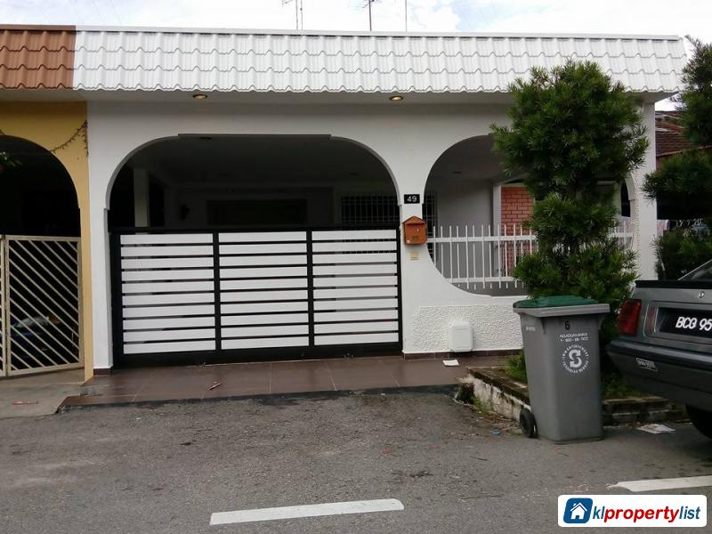 Picture of 3 bedroom 1-sty Terrace/Link House for sale in Muar