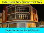 Shop for rent in Johor Bahru