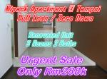 2 bedroom Apartment for sale in Tampoi