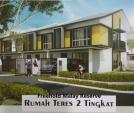 2-sty Terrace/Link House for sale in Kepong