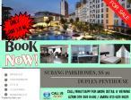 4 bedroom Duplex for sale in Subang Jaya