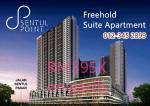 3 bedroom Condominium for sale in Sentul