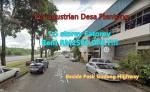 Factory for rent in Masai